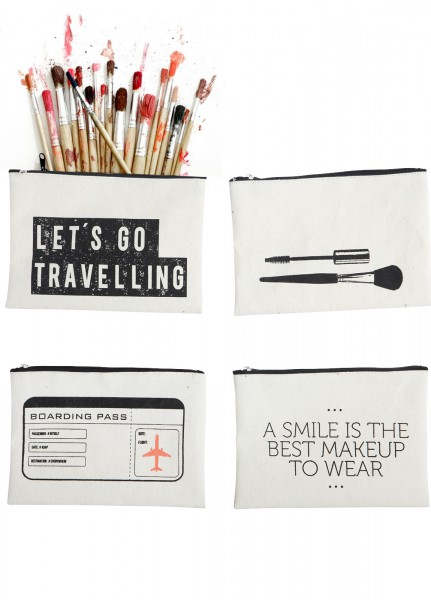 Make-up Tasche Travel von House Doctor